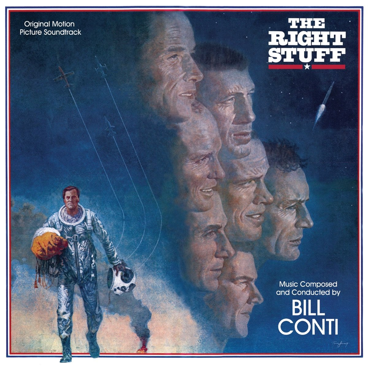 The Right Stuff CD