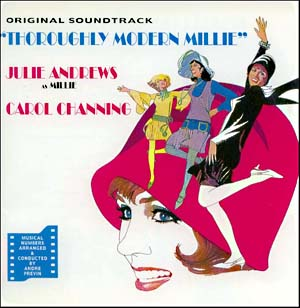 Thoroughly Modern Millie CD