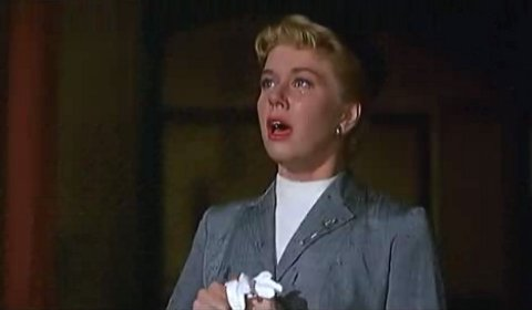 The Man Who Knew Too Much - Doris Day