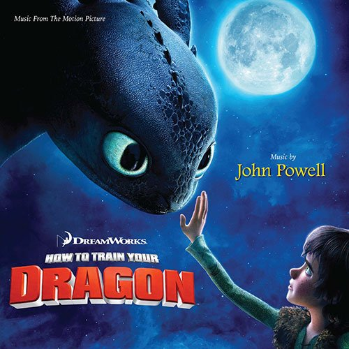 howtotrainyourdragoncd CD Review: How To Train Your Dragon