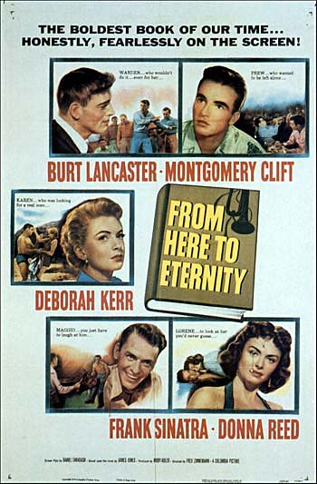 fromheretoeternityposter From Here To Eternity